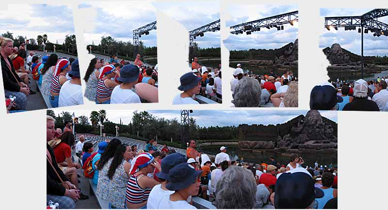 Hollywood Hills Amphitheater, Walt Disney World