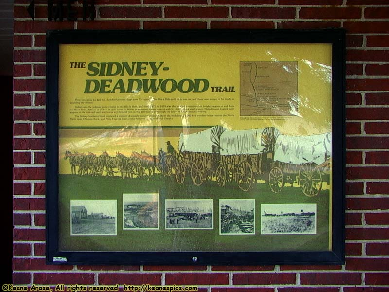 Sidney-Deadwood Trail