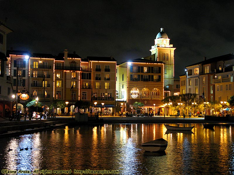 location universal orlando resorts description portofino bay hotel